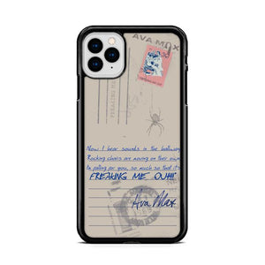 Ava Max Freaking Me Out Album iPhone 11 HÜLLE Pro Cases