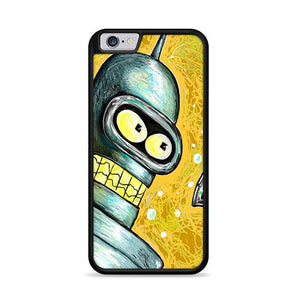 Bender Futurama Drawing iPhone 6 Plus | iPhone 6S Plus HÜLLE