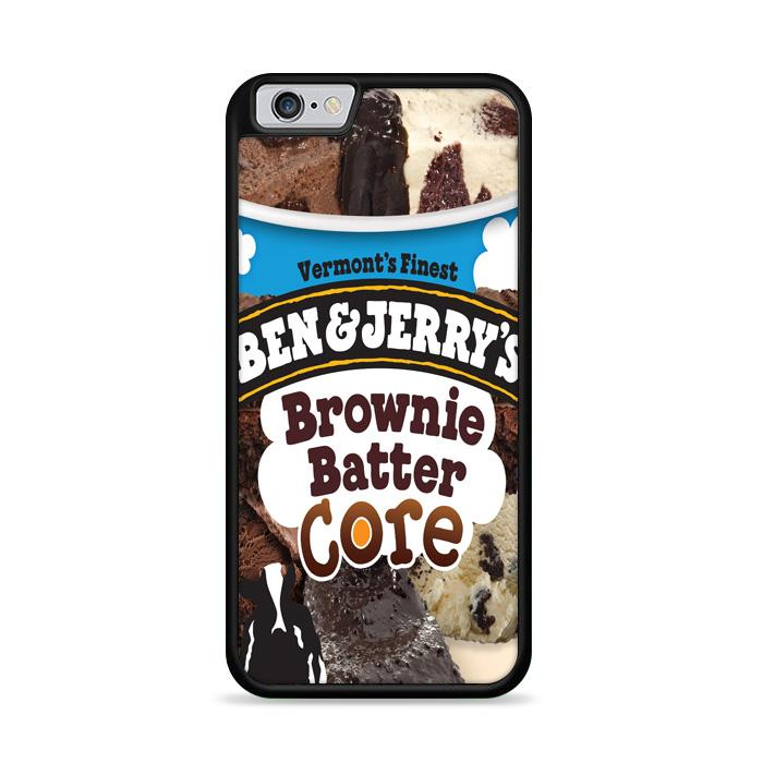 Ben & Jerry's Brownie Batter Core Ice Cream iPhone 6 | iPhone 6S HÜLLE
