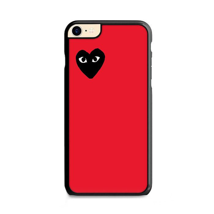 Bape Heart Red iPhone 8 HÜLLE