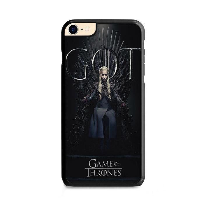 Dani Daenerys Targaryen Emilia Clarke Game of Thrones iPhone 7 HÜLLE