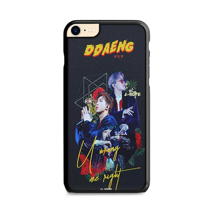 Ddaeng BTS iPhone 8 HÜLLE