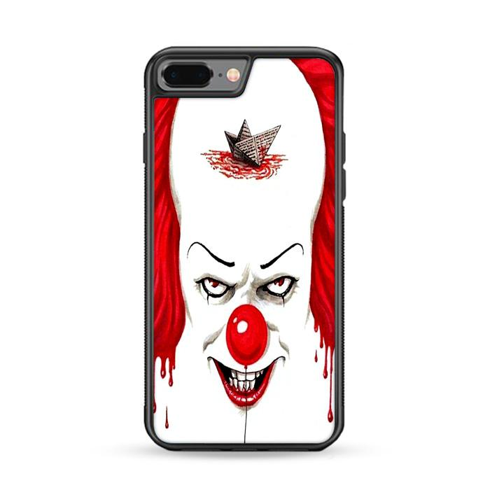 Bald Pennywise Clown iPhone 8 Plus HÜLLE