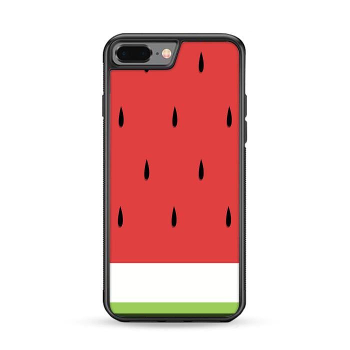Cute Watermelon Wallpaper iPhone 7 HÜLLE Plus