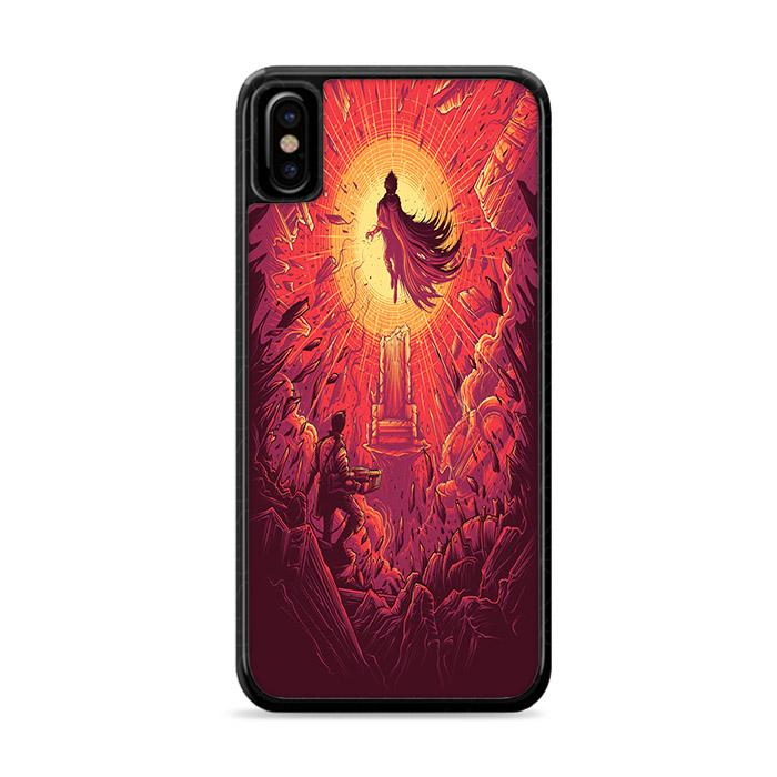 Akira Good For Health Bad For Education Dan Mumford iPhone XS HÜLLE
