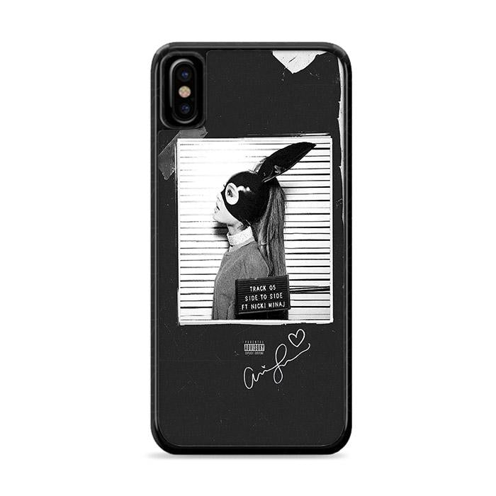 Ariana Grande Side To Side iPhone XS HÜLLE