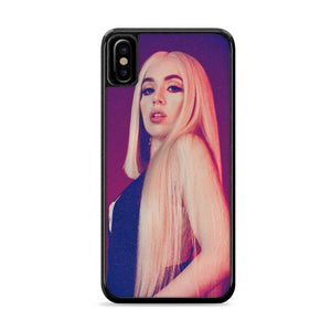 Ava Max Freaking Me Out iPhone XS Max HÜLLE