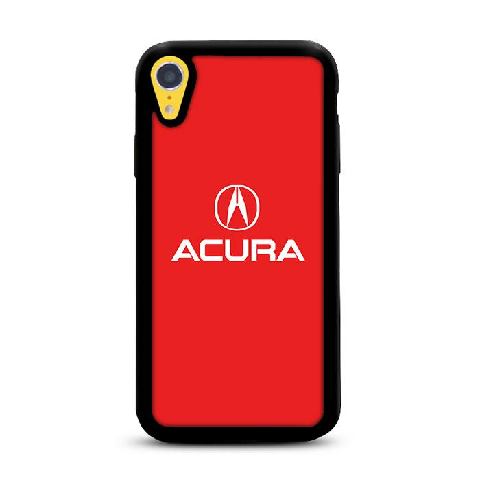 Acura Logo iPhone XR HÜLLE
