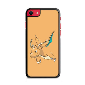 Dragonite Pokemon iPhone SE 2020 (2nd Gen) HÜLLE