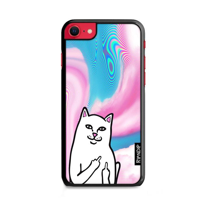 Aesthetic Ripndip Cat iPhone SE 2020 (2nd Gen) HÜLLE