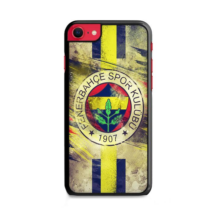 Fenerbahce FC HD Logo iPhone SE 2020 (2nd Gen) HÜLLE