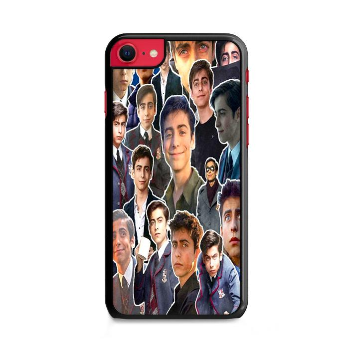 Aidan Gallagher Collage iPhone SE 2020 (2nd Gen) HÜLLE
