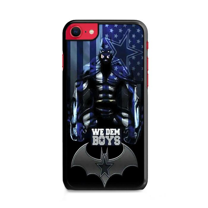 Dallas Cowboys Batman iPhone SE 2020 (2nd Gen) HÜLLE
