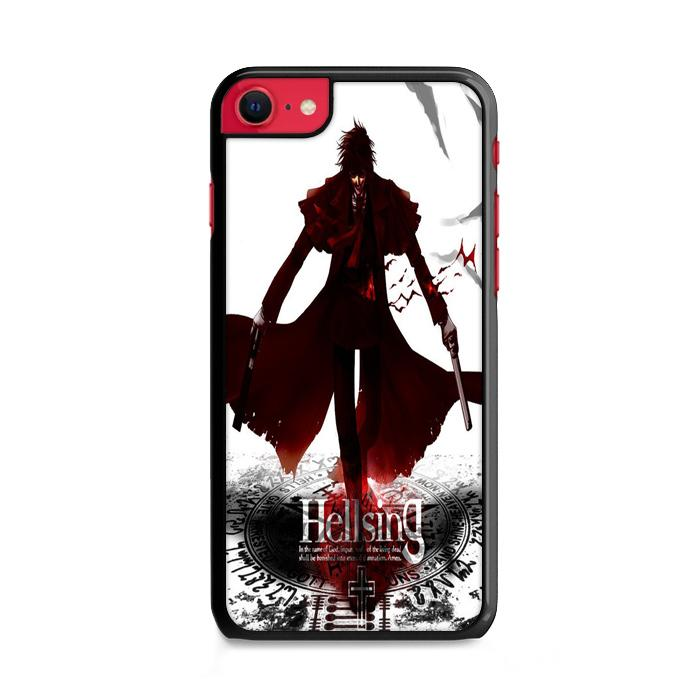 Alucard Hellsing Ultimate iPhone SE 2020 (2nd Gen) HÜLLE