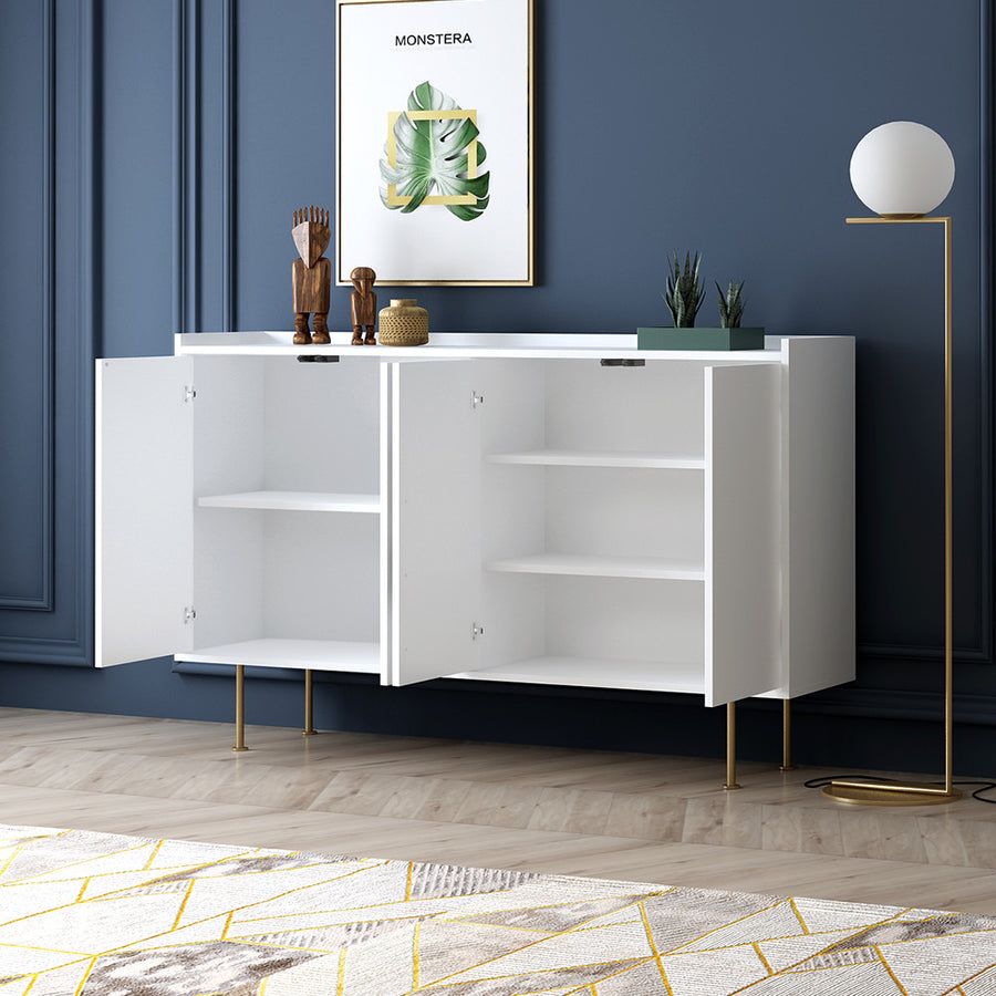 Crockham Sideboard With Doors