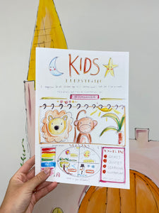 KIDS illustrated issue 2