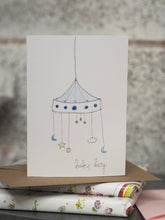 Load image into Gallery viewer, Baby Boy Dreamer card
