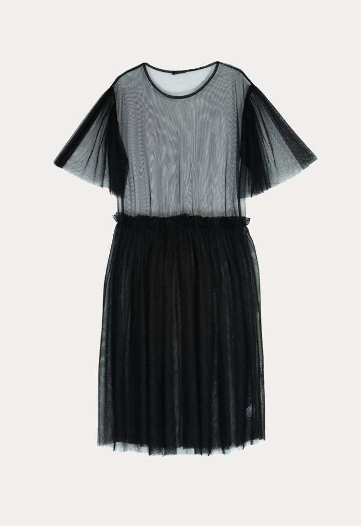 Mesh Tulle Dress - Fresqa
