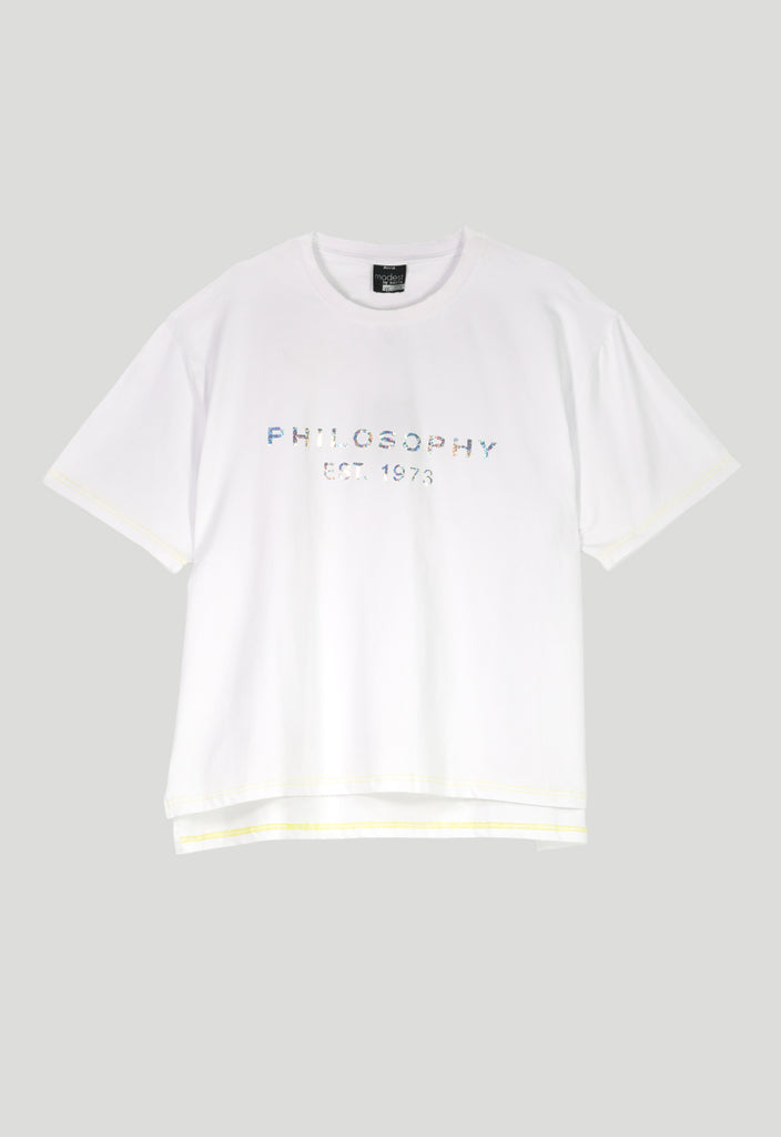 Graphic Print T-Shirt - Fresqa