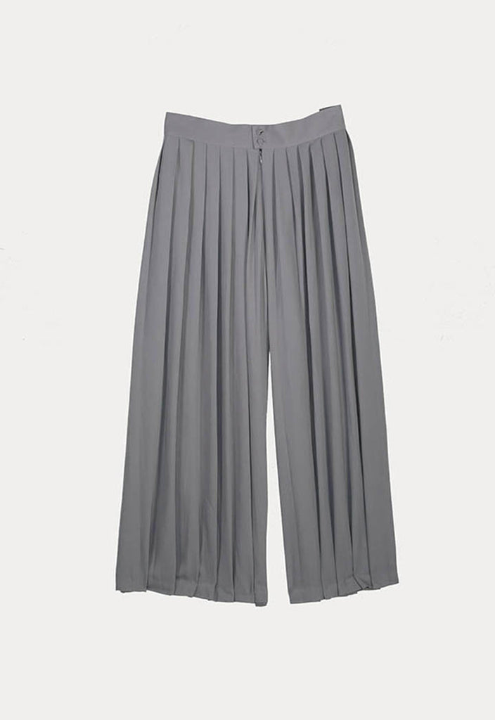 Culottes Pleated Simple - Fresqa