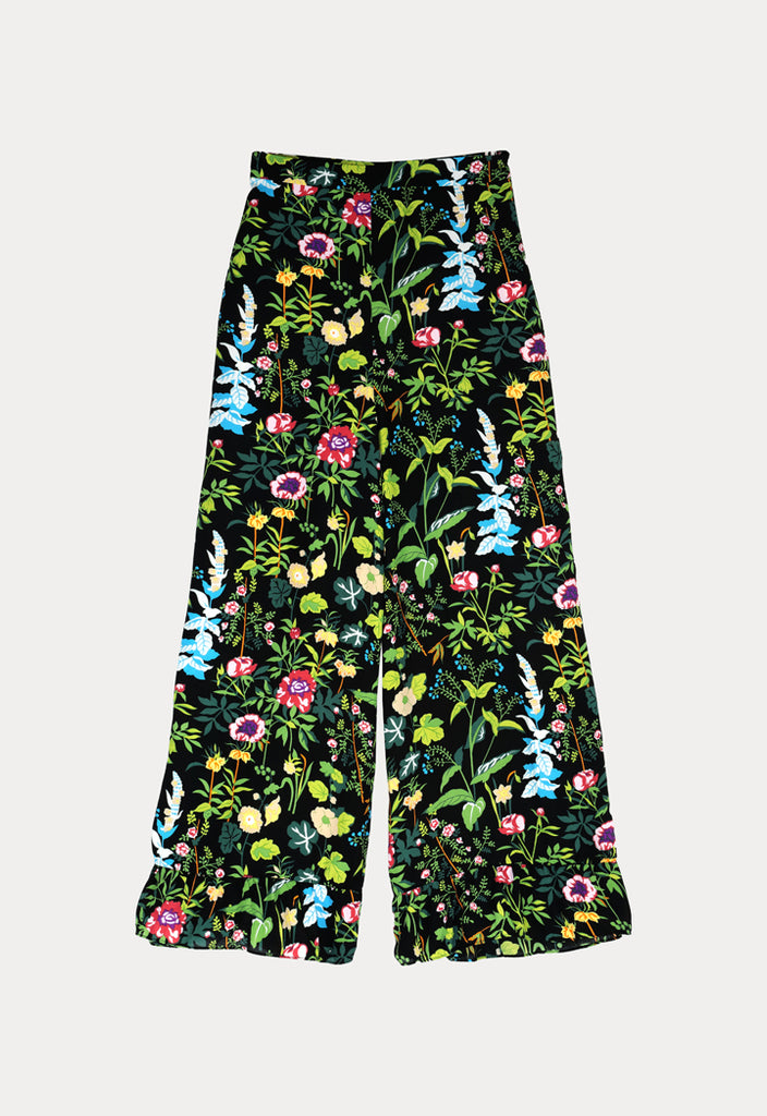 Tropical Print Trouser - Fresqa