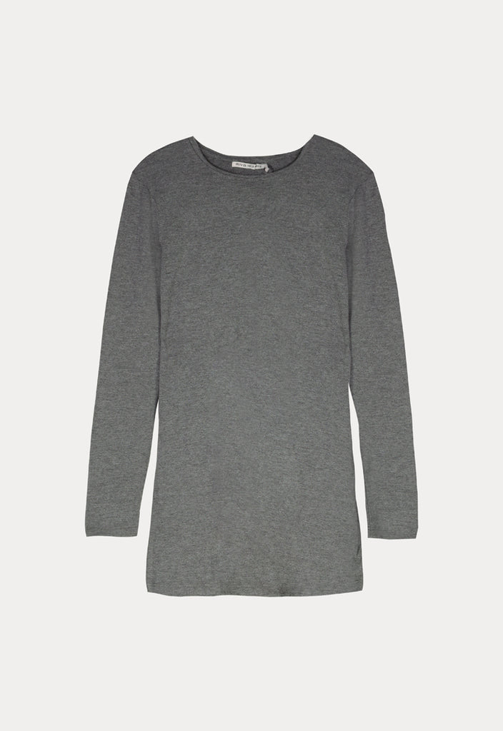 Solid Long Sleeve Basic - Fresqa