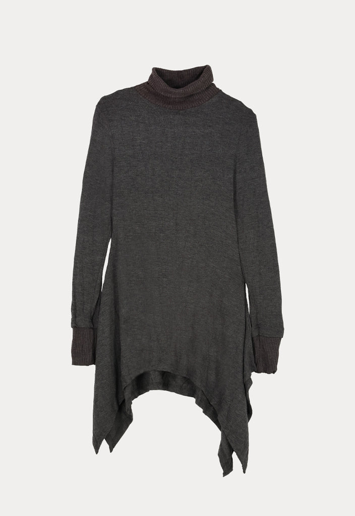 Turtleneck Top - Fresqa