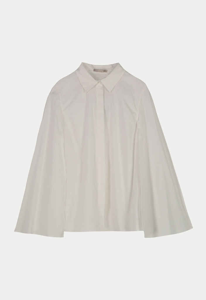 Cape Sleeves Shirt - Fresqa