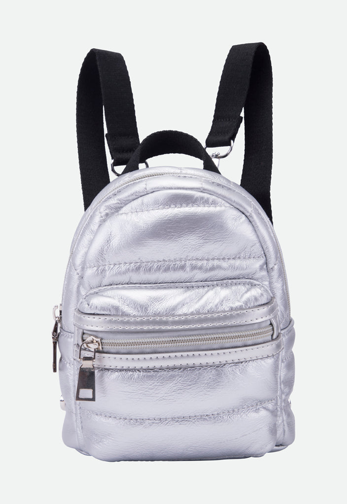 Mini Quilted Backpack - Fresqa