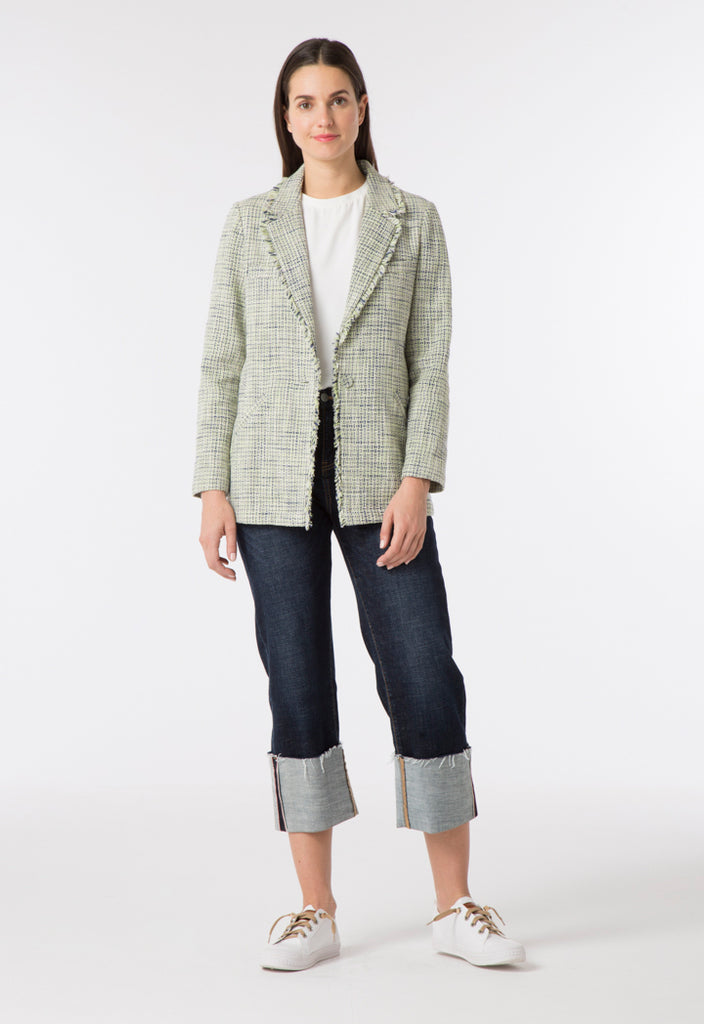 Tweed Jacket - Fresqa