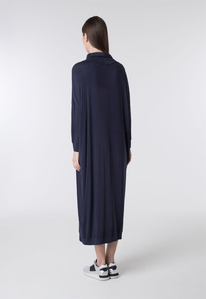 Turtle Neck Dress - Fresqa