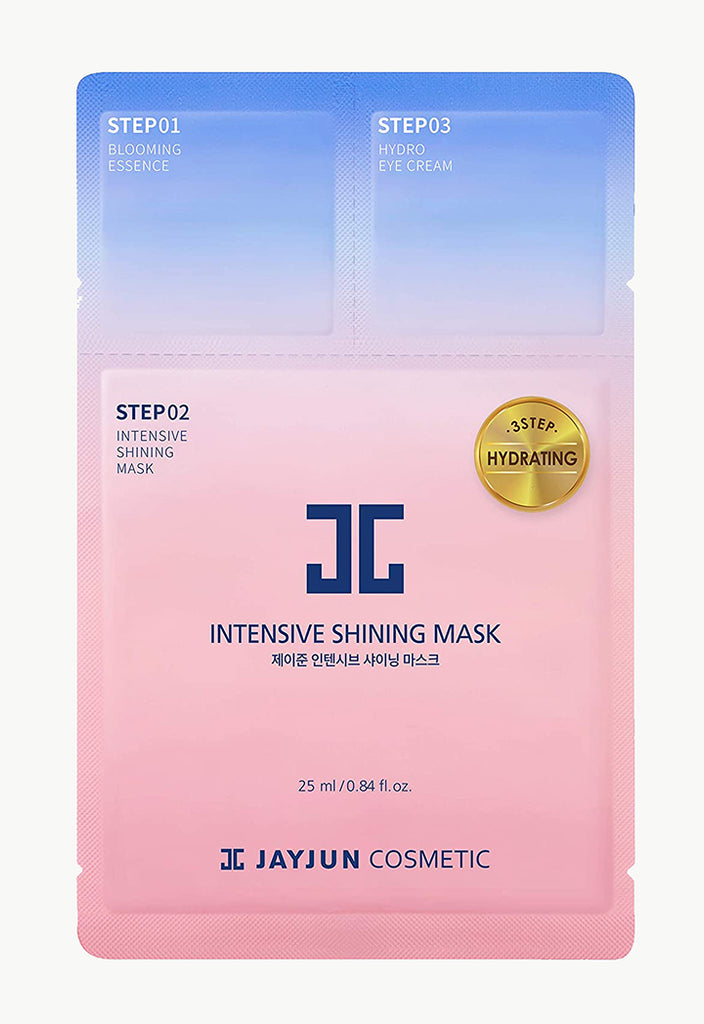 Jayjun Cosmetic, 3 Step Hydrating Mask - Fresqa
