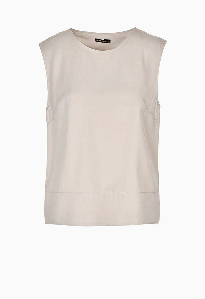 Basic Sleeveless Blouse - Fresqa