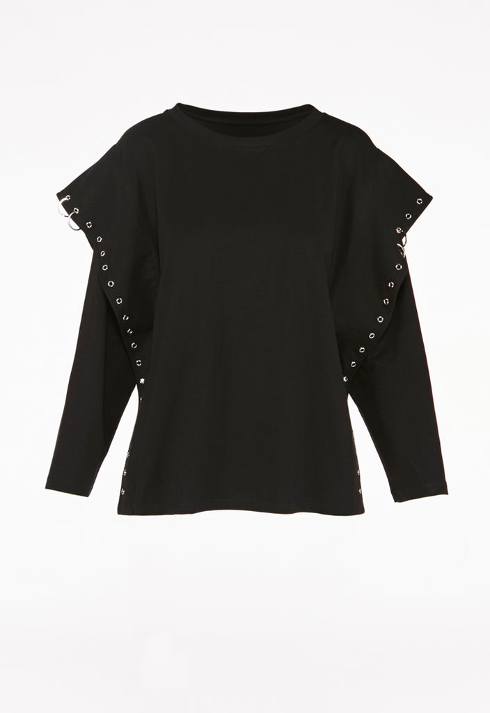 Wide Neck Top - Fresqa