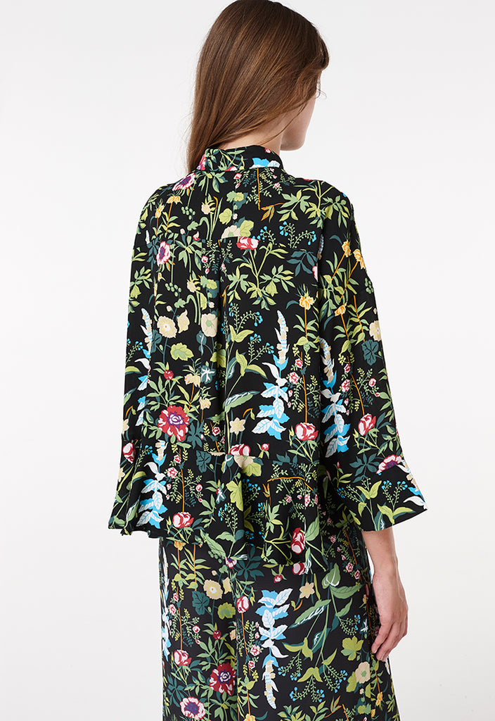 Tropical Print Shirt - Fresqa