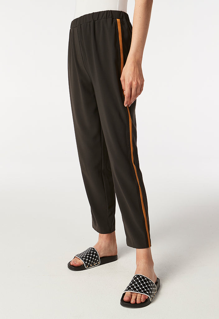 Stripe Tape Trouser - Fresqa