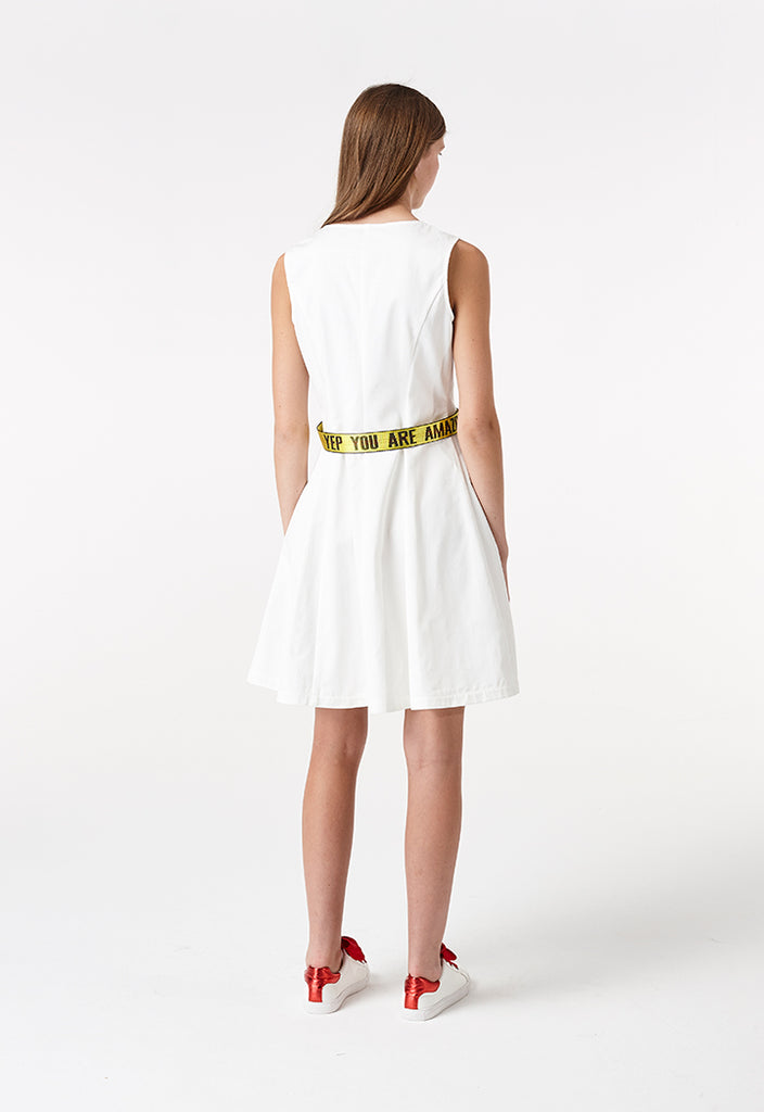 Zip-Up Sun-Dress - Fresqa