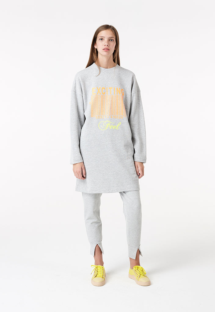 Sported Oversize Top - Fresqa