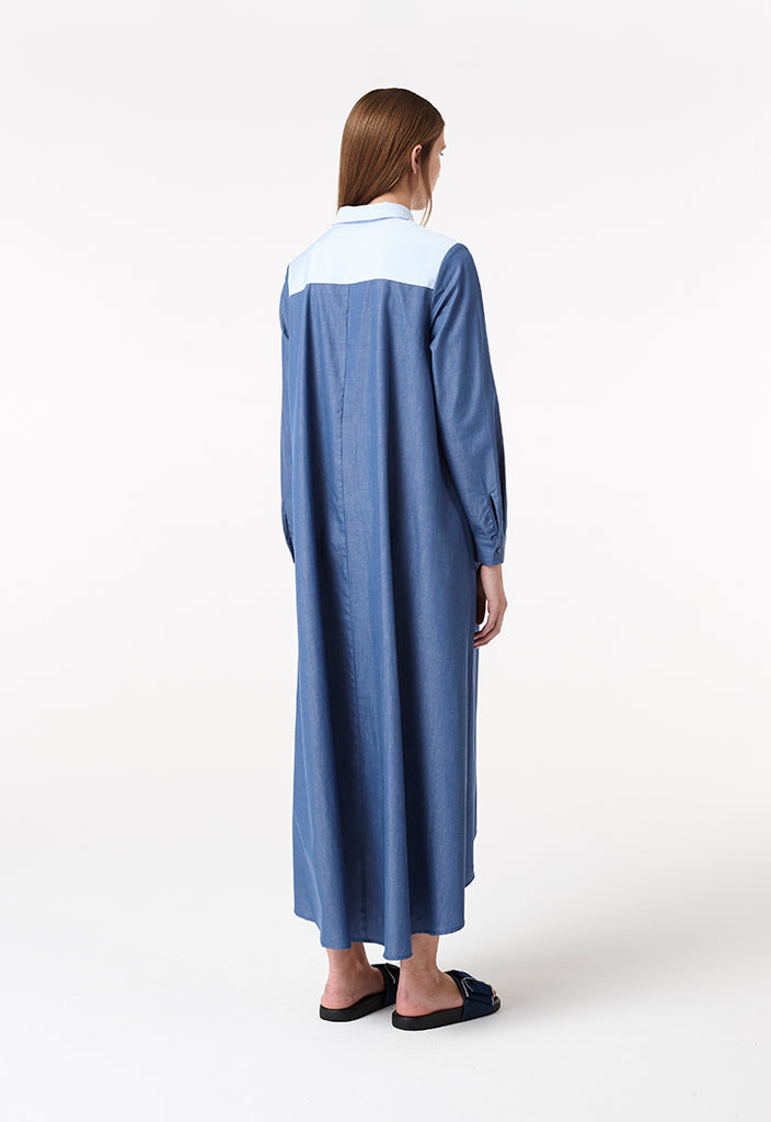 High Low Oversized Dress - Fresqa