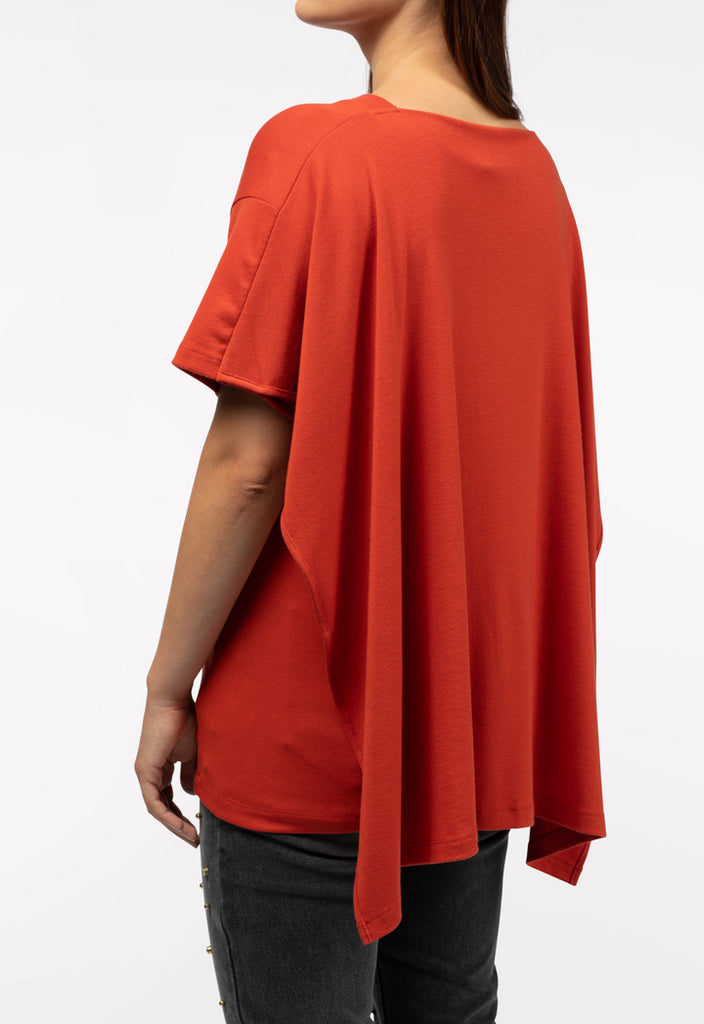 Cape Back Top - Fresqa