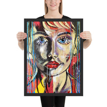 Load image into Gallery viewer, Gypsy Queen Framed Limited Edition Print (CAKUart)