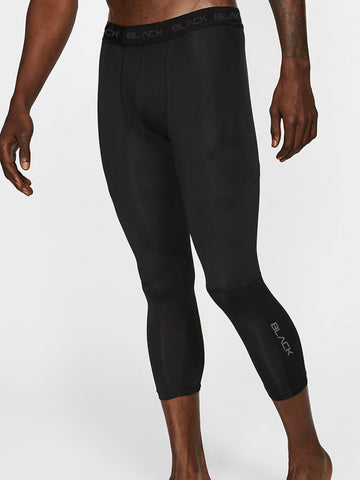 Men's 3/4 Performance Tights