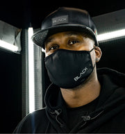 Actively Black Performance Mask