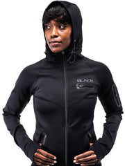Women's Zipper Performance Hoodie
