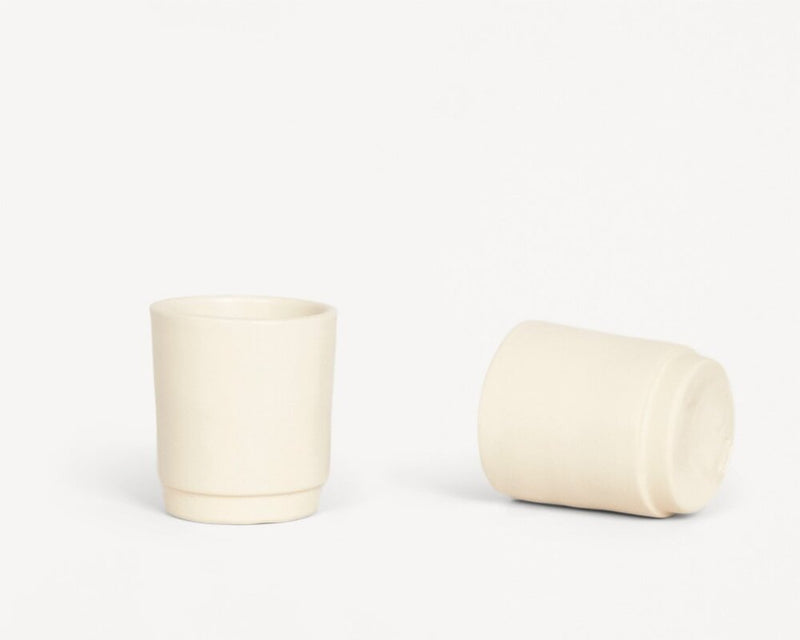 Otto Cup Natural | Set of two