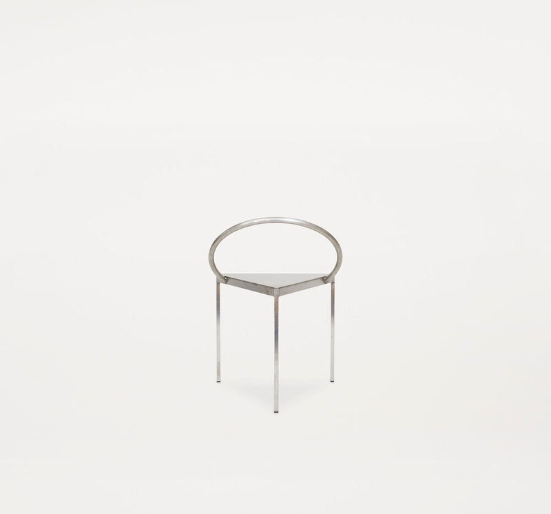 Triangolo Chair | Steel