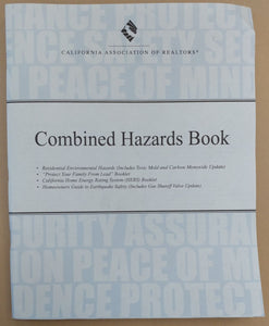 C.A.R. Combined Hazards Book (SCV)