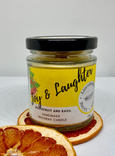 Load image into Gallery viewer, Joy & Laughter - Grapefruit and Basil