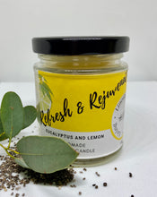 Load image into Gallery viewer, Refresh & Rejuvenate - Lemon and Eucalyptus