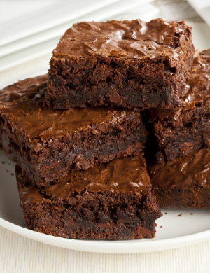 FUDGY BROWNIE MIX